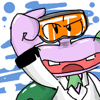 That's DOCTOR Escargon to you by gerako