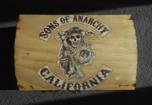sons of anarchy by Miguel-78
