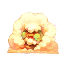 Kiriban: Whimsicott by salanchu