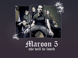 Maroon 5 by Lillith-Servant