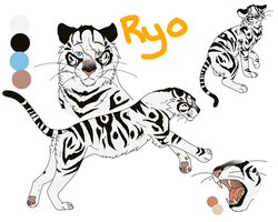 Ryo Ref by dRaWiNgWiThHeArT