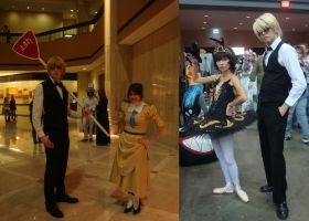 Cosplay Check: Double Shizuo by Rhythm-Wily