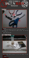 How to Make a Salt N Burn Necklace by Illegal-Jinx