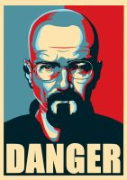 Heisenberg - The Danger - Breaking Bad by Heisenbeurg