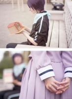 Noragami: Yato, Hiyori by Tovarish-N