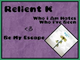 Relient K by sO-gd