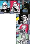 Star Wars Fan Days cards by Hodges-Art