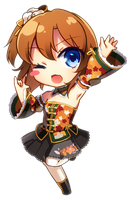 Honoka! by isxelle