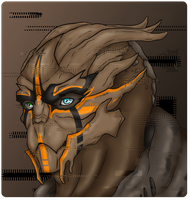 Xylus Arok Headshot by Mudzi