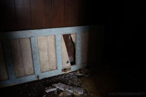 Wildwood Abandoned Home 19 by CautiousInsanity
