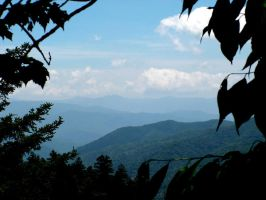 The Great Smoky Mountains by photowizard