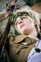 Colonello Cosplay - Katekyo Hitman Reborn! by saibou-kun