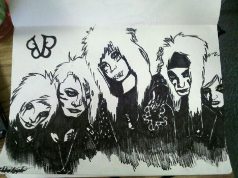 BVB by lifesucksemogirl1