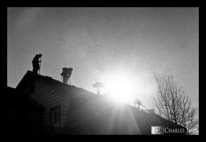 Roofers by CharliePhotos