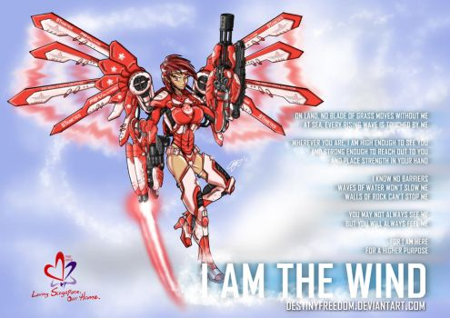 SG Hero: Reloaded - I Am The Wind by DestinyFreedom
