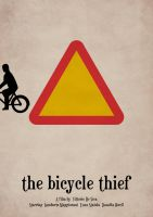 The Bicycle Thief by viktorhertz