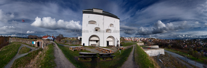 Festningen Panorama by Tonito292
