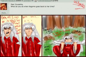 Ask Inuyasha: Pass time by unknownpicture