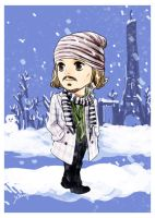 Johnny in Winter by amoykid