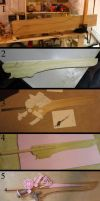 Noctis Sword Step-by-Step by Alrynnas