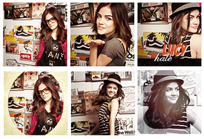 Lucy icons by Star-Artista