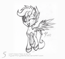 Pony Sketches v7.3.3a.1 by CybertronikPony