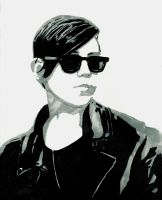 North Shore (Sara Quin) by GrimmRiddle