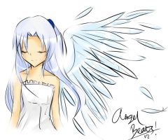 Angel Beats :: Kanade.. by Bhamuz02