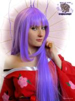 maya natsume cosplay (tenjou tenge) by kittychamallow