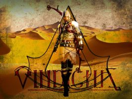Vindictus Creed by Dyshiono