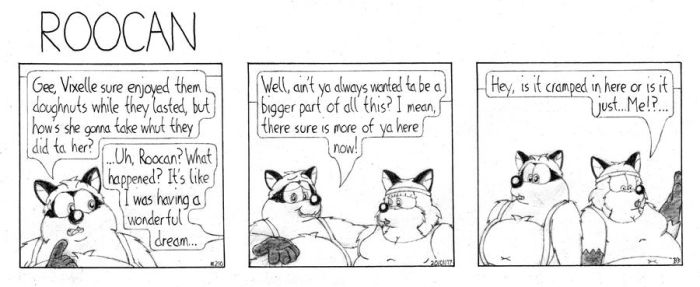 Roocan Strip 210 by BruBadger