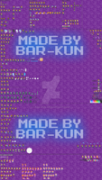 8-bit Bar Watermarked by Bar-Kun