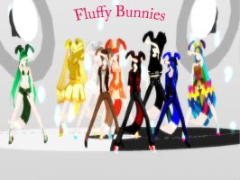 Fluffy Bunnies + Download Link! by Hoshiumi