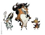 The Billy Goats Gruff by RobbVision
