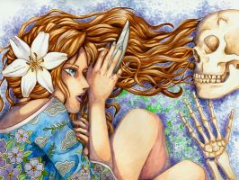 Vergissmeinnicht by LaNaYoung
