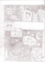 LAST PAGE OF COMIC YAY by capricorn665