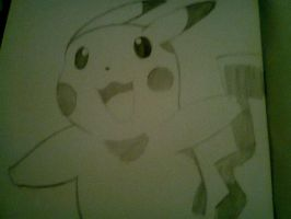 Pikachu for a friend 2 by MarySeverus