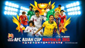 AFC ASIAN CUP 2015 WALLPAPER by jafarjeef