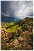 Rolling Thunder by hougaard