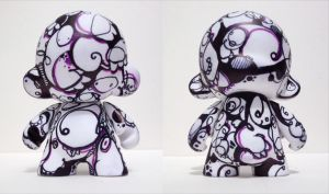 Mid munny 2 by thehermitdesign