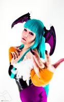 Morrigan Aensland by BurendaCosMons