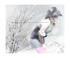 she dance - in the snowstorm by edotedu