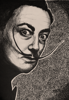 Dali by spiderwitch