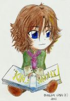 Thomas Ende chibi by OyasumiNasai2010