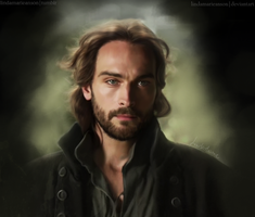 Ichabod Crane by LindaMarieAnson