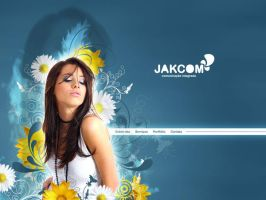 Experimental - JAKCOM - HOME by xkauedesign