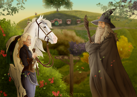 TWOR - LotR - 1.1 - ...There Slept A Faery by SweetLittleVampire