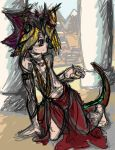 Dragonic Priest by Shamise