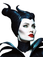 PNG - Maleficent by Andie-Mikaelson