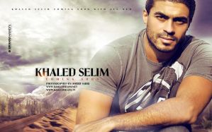 Khaled Selim - 2st Poster 2011 by adriano-designs